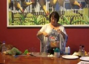 Stacie Cohen Great Healing Story and Raw Food Demo (Full Version)