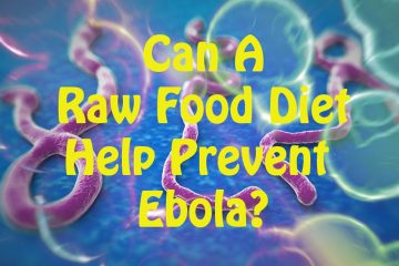 Ebola and The Raw Food Diet