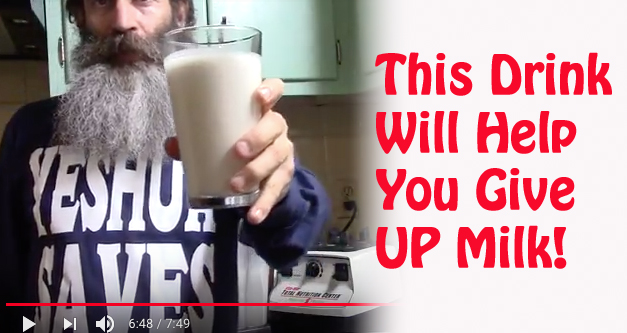 The Drink Will Help You Give up Milk.